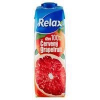 Relax červený grapefruit 100 % 1 l