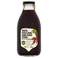 Zdravo 100 % cviklovo - jablková šťava 0,75 l