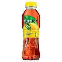Ľadový čaj Fuzetea citrón a citrónová tráva 0,5 l