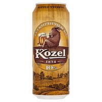 Veľkopopovický Kozel 10 % plechovka 0,5 l
