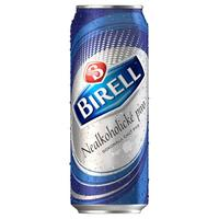 Birell 0 % plechovka 0,5 l