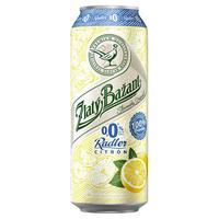 Zlatý Bažant Radler citrón 0 % plechovka 0,5 l