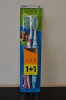 ZK Oral-B 3efect Natural fresh medium 1+1