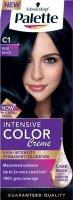 Palette Intensive Color Creme C1, modročierny