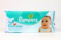 Pampers Baby Fresh obrúsky 64 ks