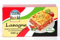 Lasagne 500 g