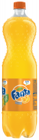 Fanta pomaranč 1,25 l