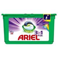 Ariel gélové kapsuly color 36PD 36 ks