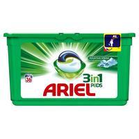 Ariel gélové kapsuly mountain spring 36PD 36 ks