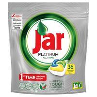 Jar Platinum All in one kapsuly do umývačky riadu 36 ks