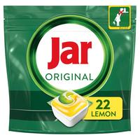 Jar kapsuly do umývvačky riadu Original Lemon 22 ks