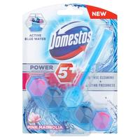 Domestos Power 5+ Active Blue Water Pink 53 g