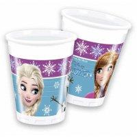 Pohár nápojový Frozen 200 ml 8 ks