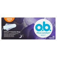 O.B. Pro Comfort Night super 16 ks