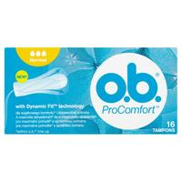 O.B. Pro Comfort normal 16 ks