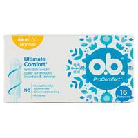 O.B. Pro Comfort normal 16 ks
