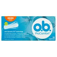 O.B. Pro Comfort super 16 ks