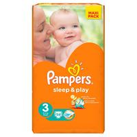 Pampers sleep&play midi 58