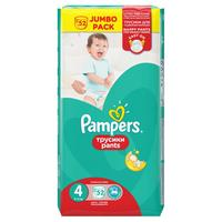 Pampers pants 4 (8 - 14 kg) 52 ks