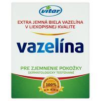 Vazelína extra jemná biela 110 g