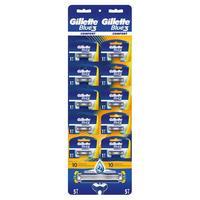 Gillette strojček Blue3 Comfort jednorázový holiaci 1 ks