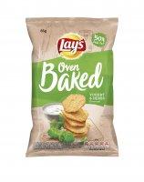 Lays Oven Baked yogurt&herbs 65 g