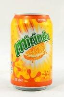 Mirinda pomaranč 0,33 l