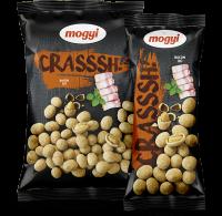 Arašidy Crasssh! pražené v slaninovom cestíčku slané 60 g