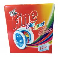 Fine obrúsky proti zafarbeniu prádla 12 ks