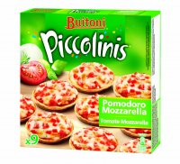 Buitoni Piccolini pizza pomodoro-mozzarella 270g