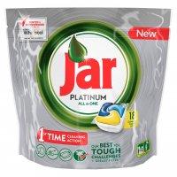 Jar all in one Platinum kapsule do umývačky riadu 18 ks