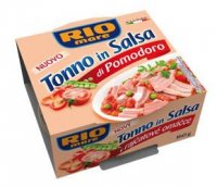 Tuniak v paradajkovej omáčke 160 g
