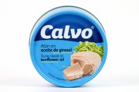 Calvo tuniak v oleji 160 g