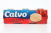 Calvo tuniak v paradajkovej omáčke 3 x 80 g