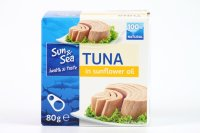 Tuniak v oleji 80 g