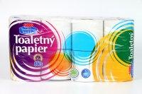 Toaletný papier COOP 8 x 150 útržkov