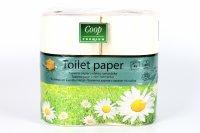 Toaletný papier s vôňou rumančeka 3-vrstvový COOP 4 ks