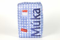 Hladká múka pšeničná špeciál 00 Extra COOP 1 kg