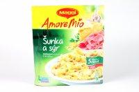 Amore Mio Šunka & syr 140 g