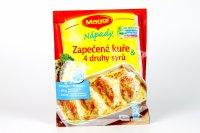 Zapečené kura & 4 druhy syra 32 g