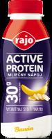 Active Protein mliečny nápoj banán 330 ml