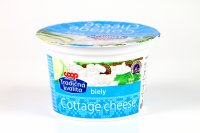 Cottage cheese biely COOP 180 g