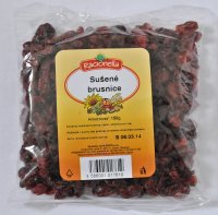 Brusnice sušené 150 g