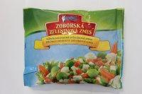 Zoborská zeleninová zmes hlbokomrazená 350 g