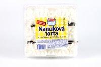 Nanuková torka vanilková COOP 615 ml
