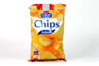 Chipsy solené COOP 75 g
