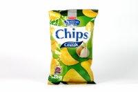 Chipsy cesnakové COOP 75 g