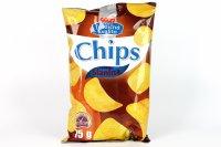 Chips s príchuťou slanina COOP 75 g