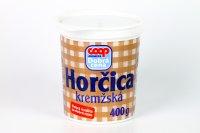 Horčica kremžská COOP 400 g