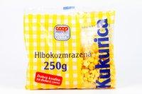 Kukurica hlbokozmrazená  COOP 250 g